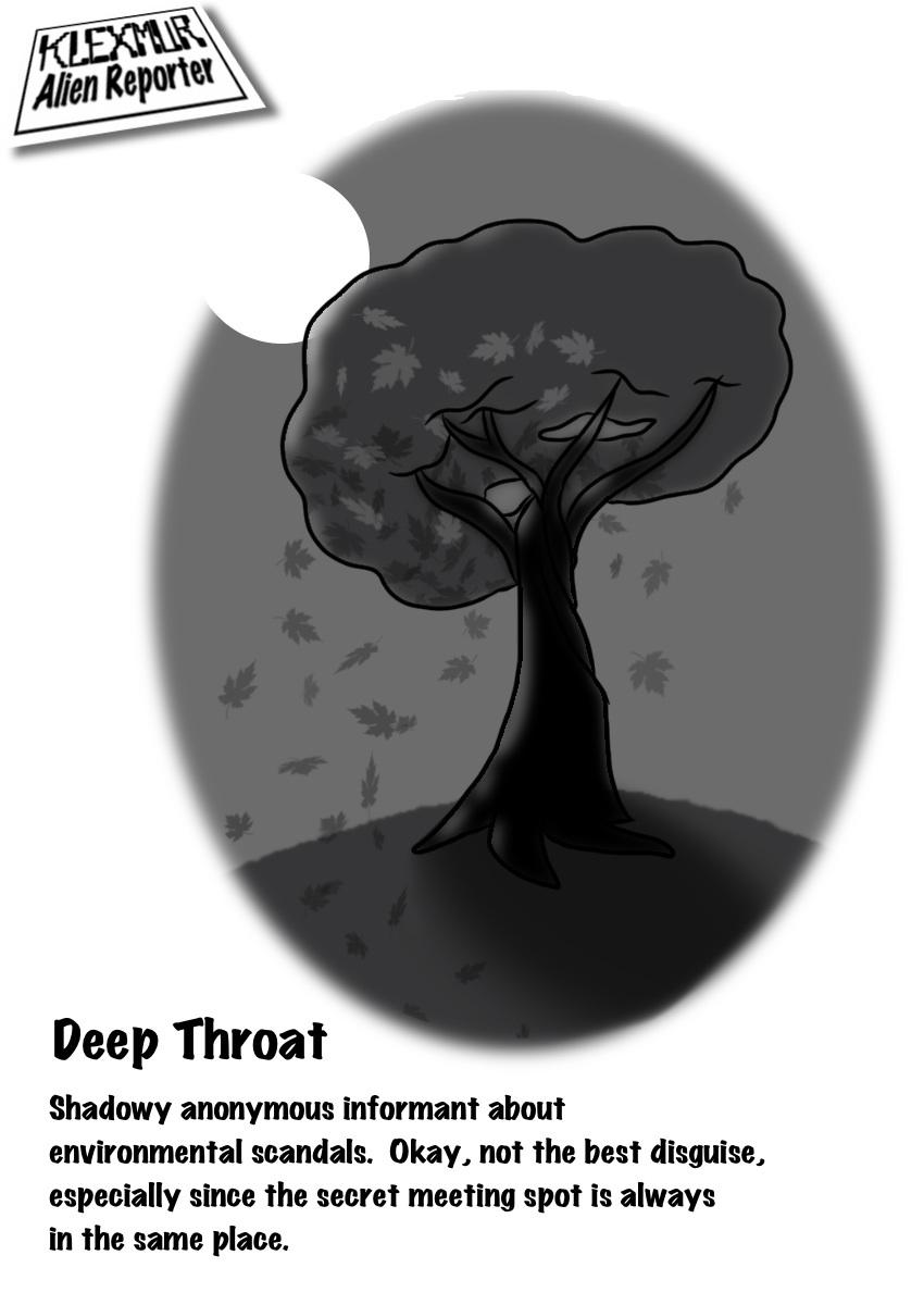 Day 11: Deep Throat