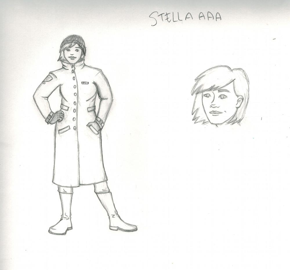 Day 2: Stellaaaaa
