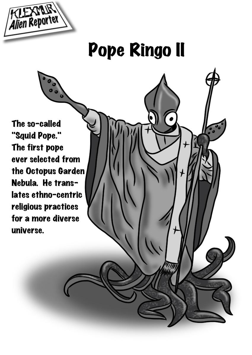 Day 15: Pope Ringo II