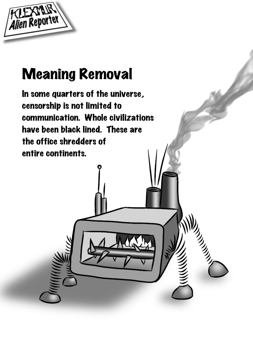 Day 22: Meaning Removal