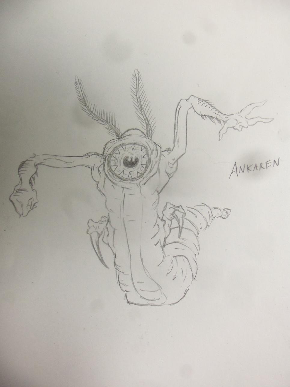 Ankaren