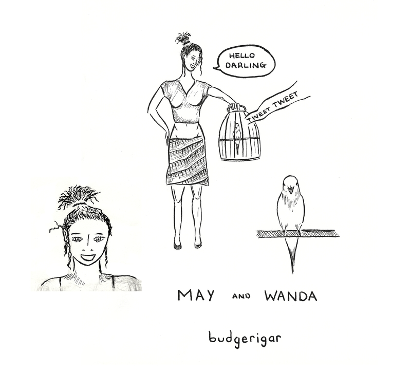 Day 26: May and Wanda