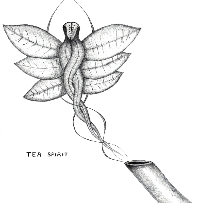 Day 10: Tea Spirit