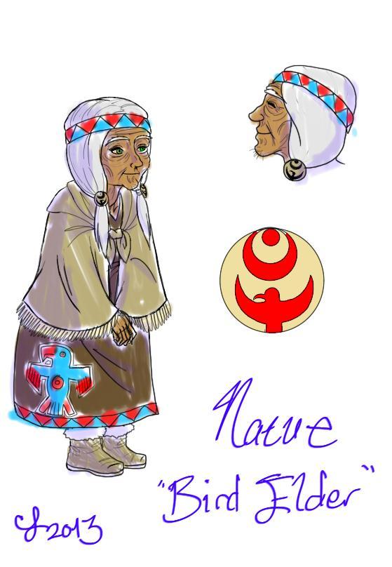 Natue: Bird Elder
