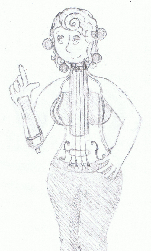 Day 12: Cello, How are You?