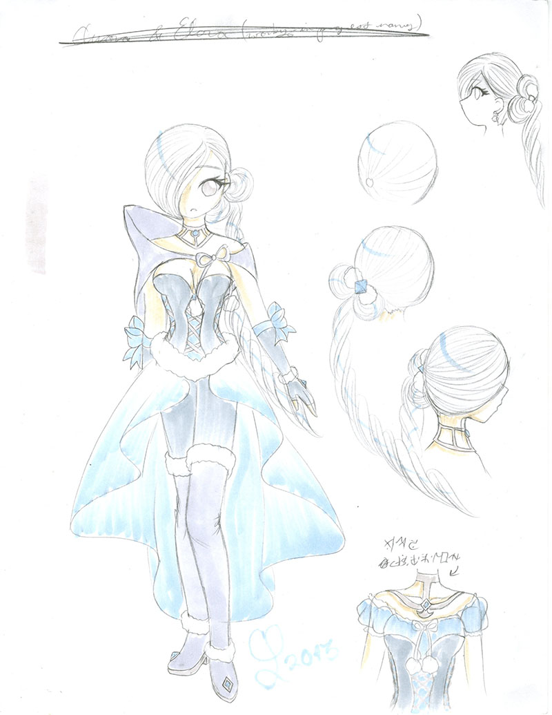 Ice Girl