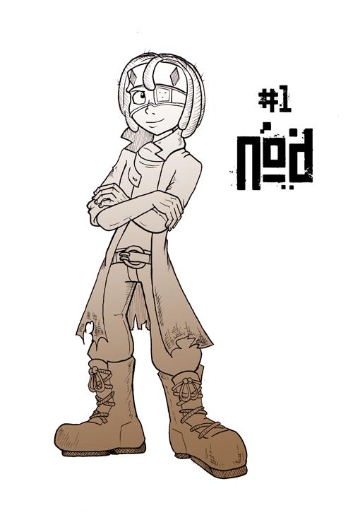 #1: Nod