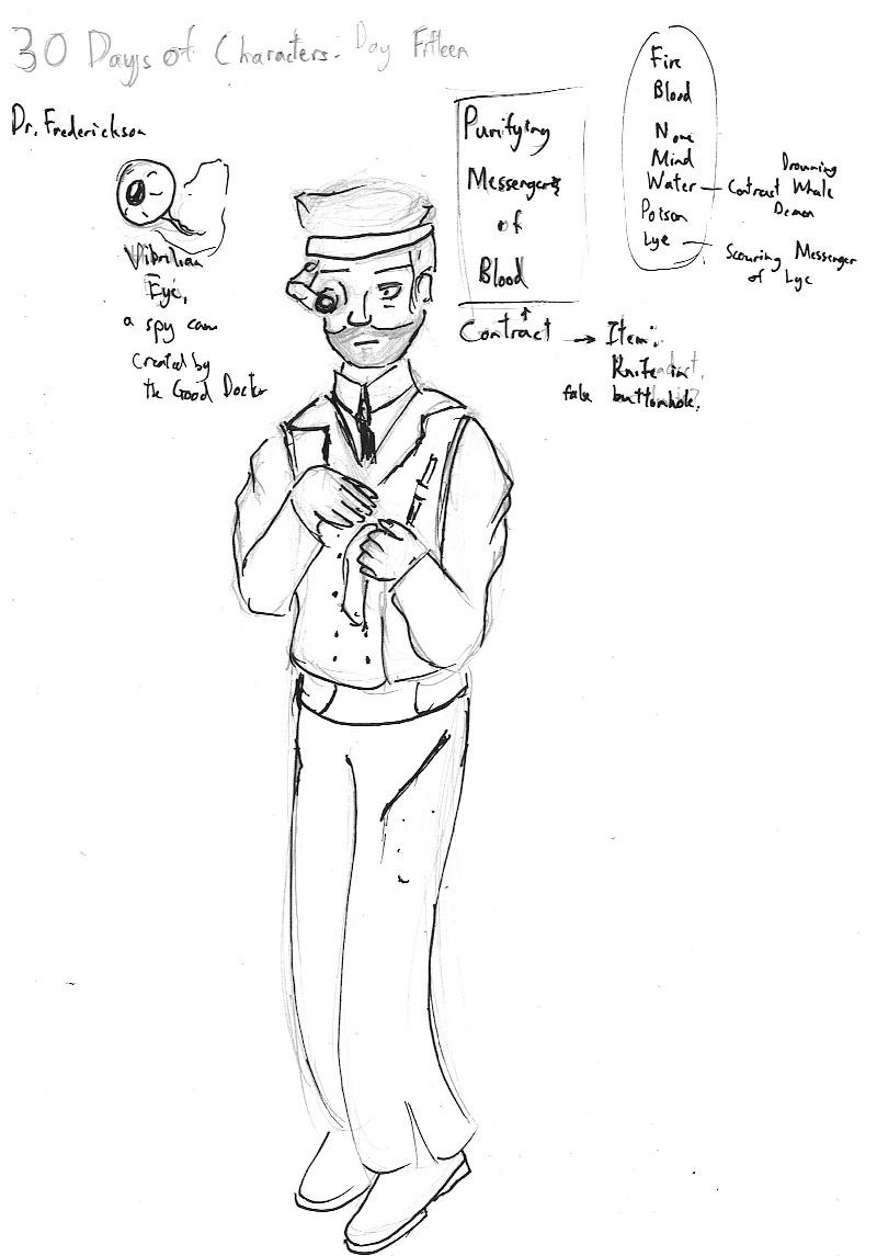 15-The Good Doctor Frederickson