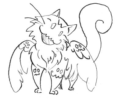 Day 6: Midget Cat