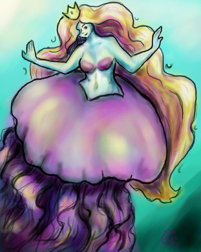 #17 Jellyfish princess