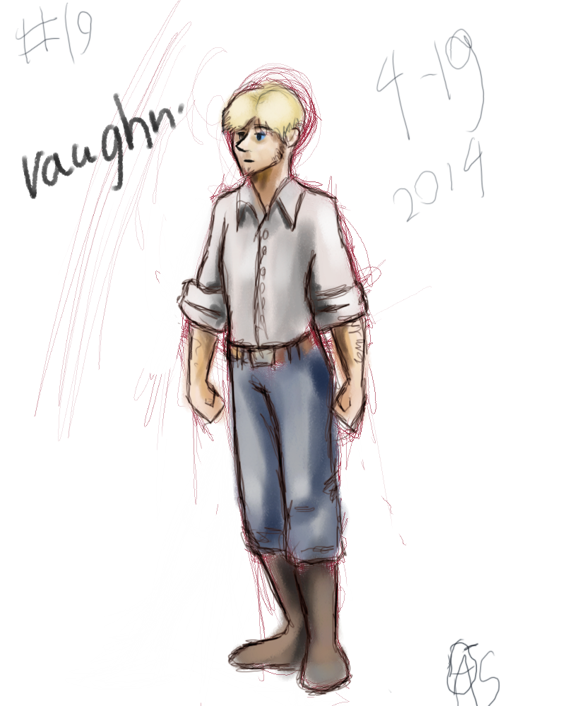 #19 Vaughn
