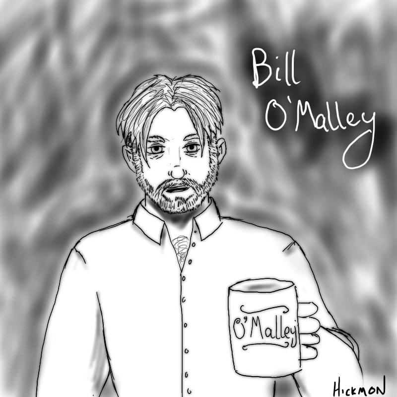 13 April 2015 - Bill O'Malley
