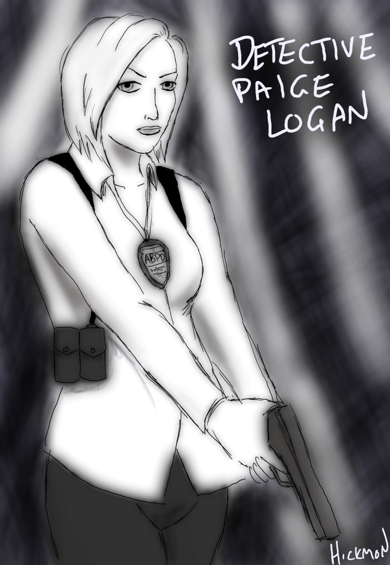 10 April 2015 - Detective Paige Logan