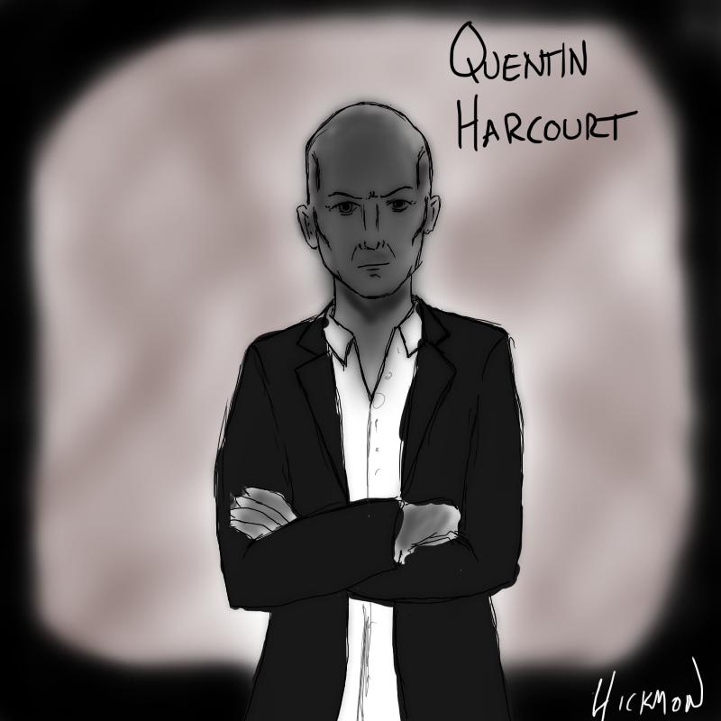 7 April 2015 - Quentin Harcourt