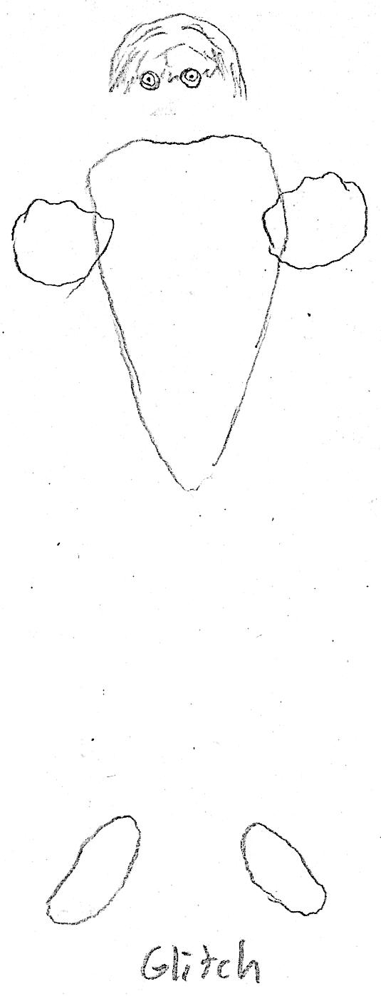 ShastaB24 character 9 - Glitch