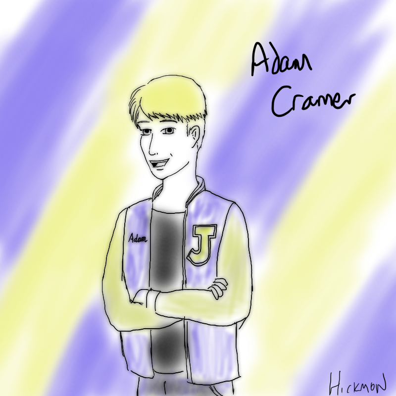 15 April 2015 - Adam Cramer
