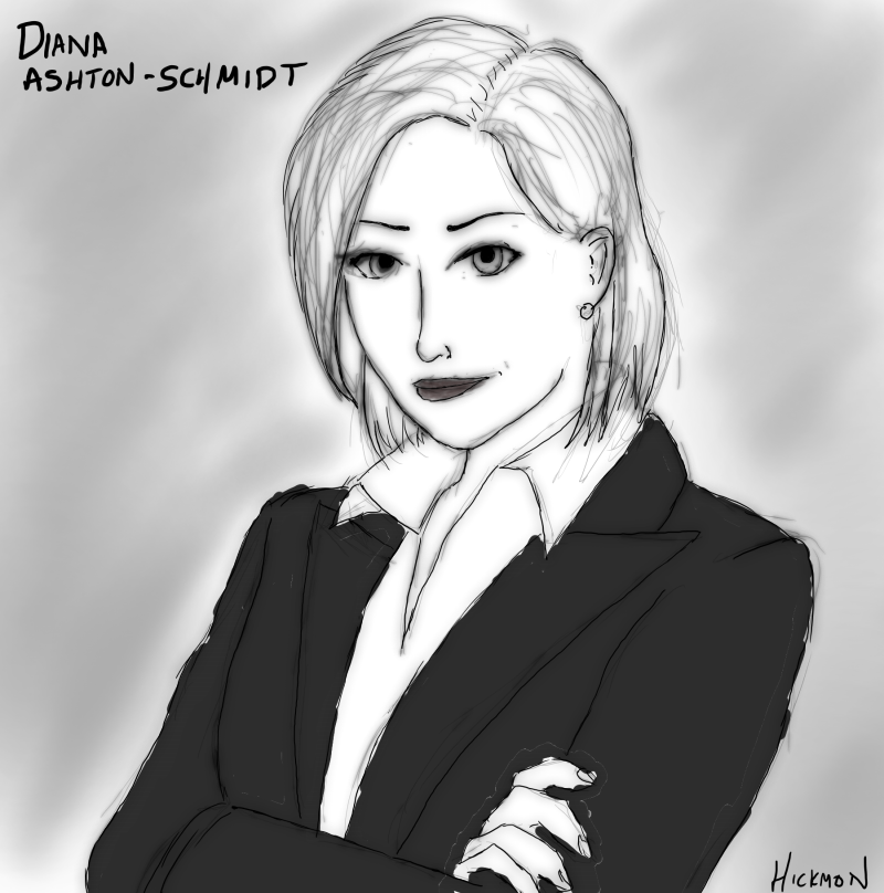 6 April 2015 - Diana Ashton-Schmidt