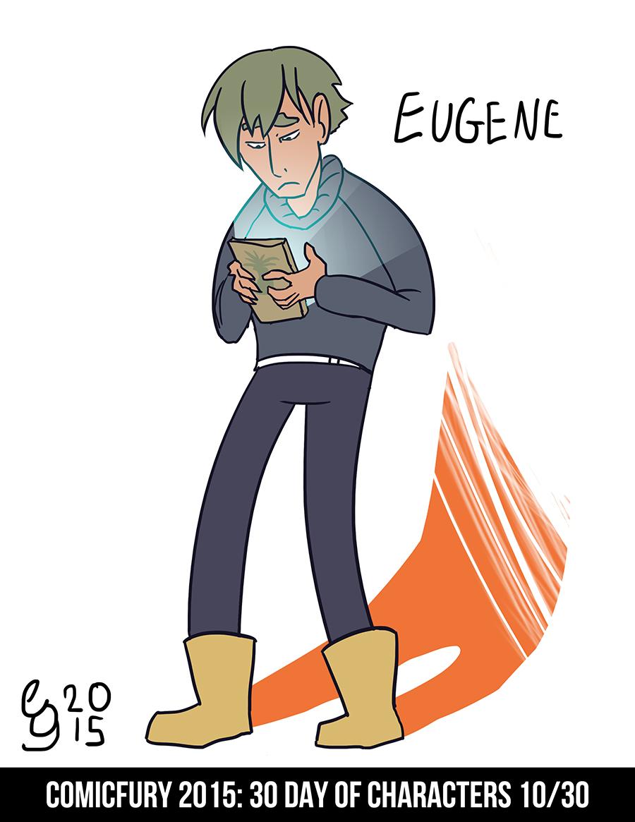 Day 10: Eugene