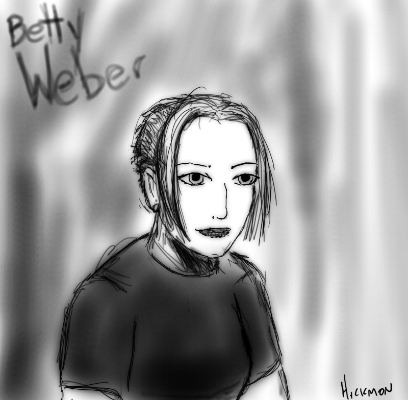 26 April 2015 - Betty Weber