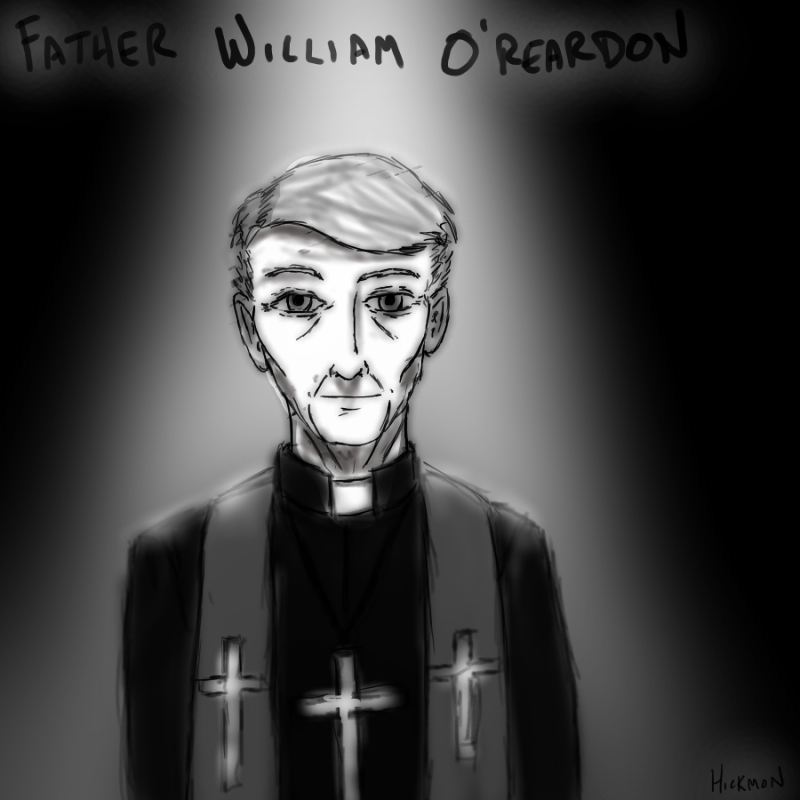 27 April 2015 - Father William O'Reardon