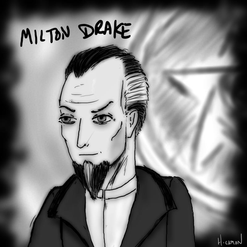25 April 2015 - Milton Drake