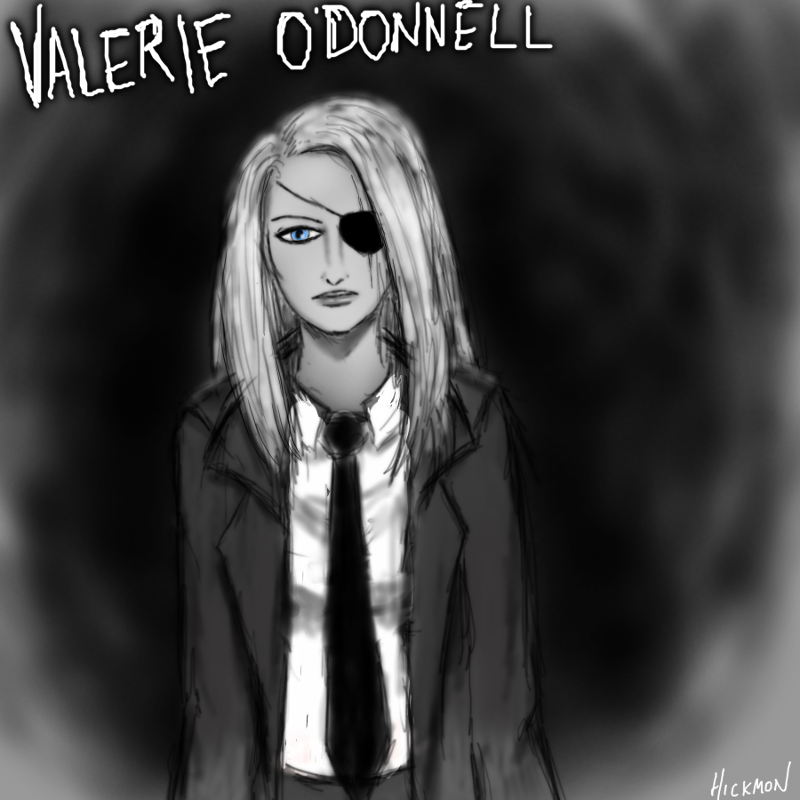 28 April 2015 - Valerie O'Donnell